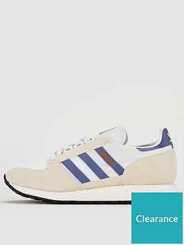 best sneakers f64ad 91964 adidas Originals Forest Grove - Grey Blue