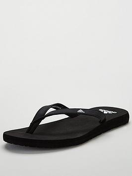 adidas-eezay-flip-flop-black