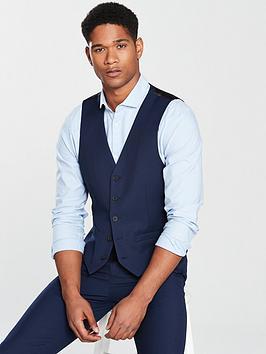 v-by-very-slim-waistcoat-blue