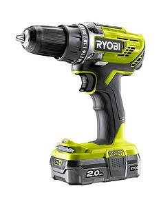 ryobi-r18dd3-120s-18v-one-cordless-drill-driver-starter-kit-1-x-20ah