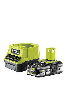 ryobi-rc18120-115-18v-one-lithium-15ah-battery-andnbsp20a-charger-kit