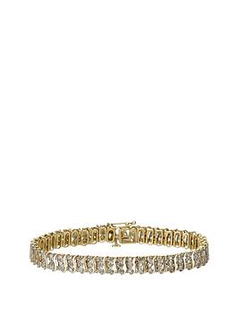 love-gold-9-carat-gold-200pt-diamond-bracelet
