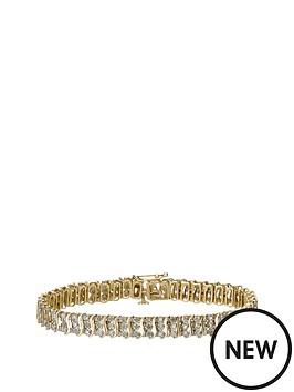 love-gold-9-carat-gold-200pt-diamond-bracelet