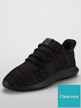 on sale be860 4f3dc adidas Originals Tubular Shadow CK - Black Multi