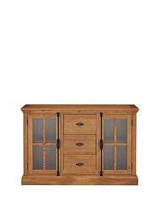 ideal-home-whitfordnbspsolid-wood-ready-assembled-large-sideboard