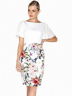 paper-dolls-vintage-rose-printed-2-in-1-dress