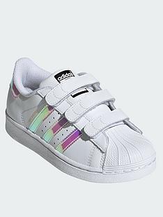 adidas-originals-superstar-childrens-trainer-whiteiridescentnbsp