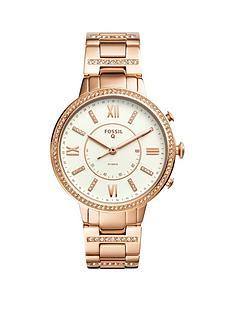 fossil-q-hybrid-rose-gold-tone-bracelet-stone-set-bezel-bracelet-ladies-smartwatch
