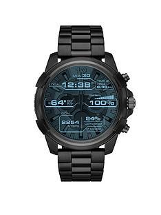 diesel-diesel-mens-display-touchscreen-smartwatch-black-ip-stainless-steel-bracelet