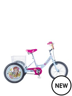 concept-concept-hula-princess-16quot-wheel-girls-trike-blue