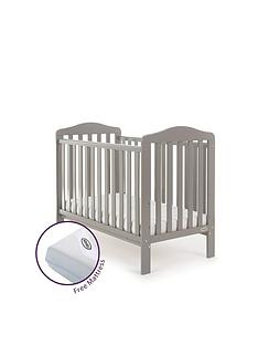 obaby-ludlow-cot-and-free-mattress