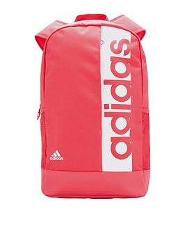 adidas-linear-backpack-pinknbsp