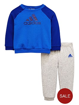 adidas-baby-boys-logo-jogger-set-bluenbsp