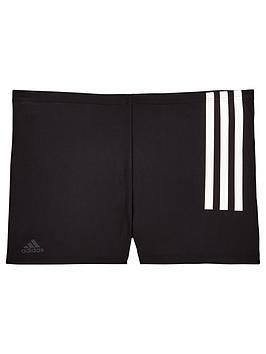 adidas-boys-3-stripe-trunk-blacknbsp