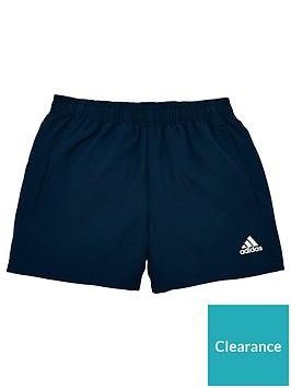 adidas-boys-base-chelsea-shorts-navynbsp