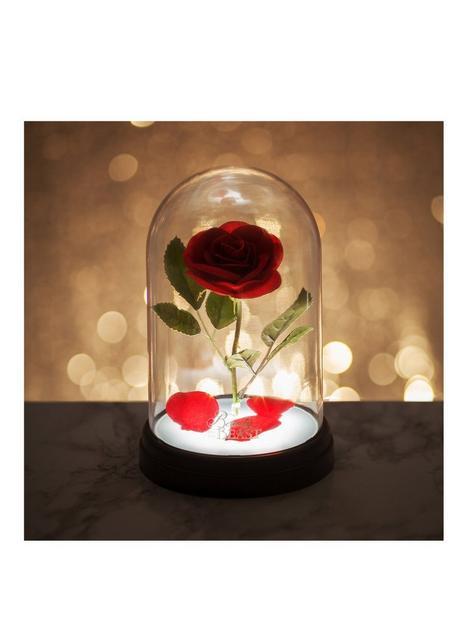 disney-enchanted-rose-light