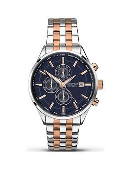 sekonda-sekonda-gents-chronograph-stainless-steel-bracelet-watch
