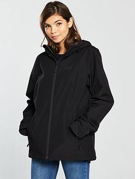 jack-wolfskin-chilly-morning-waterproof-jacket-black