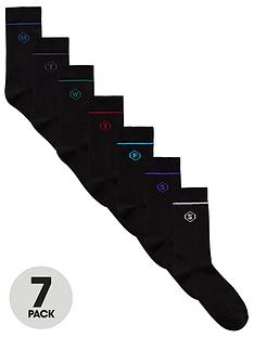 v-by-very-days-of-the-week-slogan-7-pack-socks
