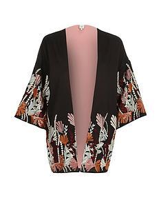 river-island-floral-embroidered-kimono-black