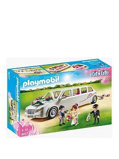 playmobil-wedding-limo