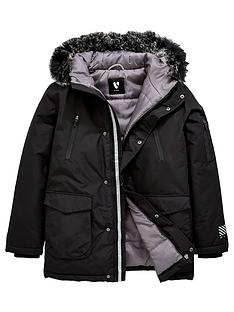 v-by-very-boys-faux-fur-trim-hooded-padded-parka
