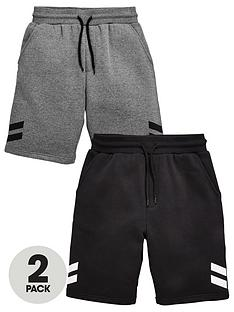 v-by-very-2-pack-jog-shorts-blackgrey
