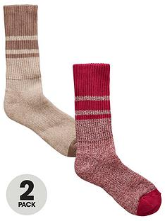 trespass-hadley-two-pk-walking-socks