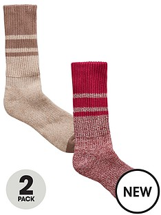 trespass-hadley-two-pk-walking-socks
