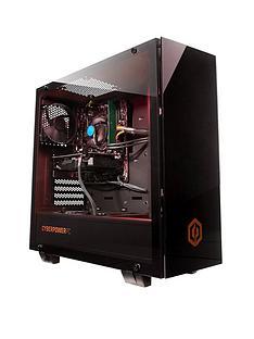 cyberpower-armada-crystal-amd-athlon-8gbnbspramnbsp1tbnbsphard-drive-geforce-gtx-1050tinbspgraphicsnbspgaming-pc-black
