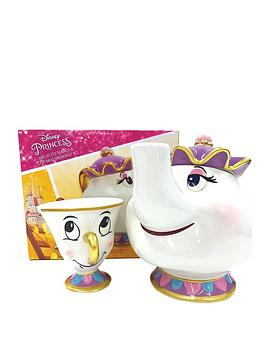 disney-beauty-and-the-beast-mrs-potts-teapot-and-chip-mug-set