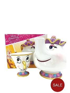 disney-beauty-and-the-beast-mrs-potts-teapot-and-chip-mug-set