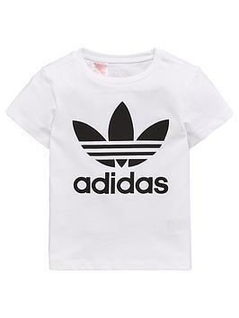 adidas-originals-adidas-originals-younger-boys-trefoil-tee