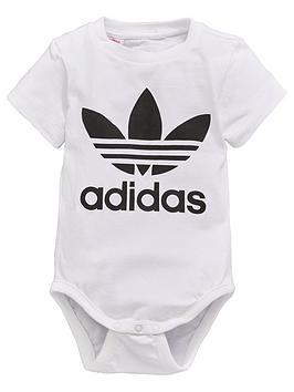 adidas-originals-baby-trefoil-bodysuit-white