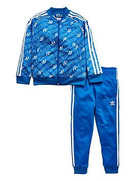 adidas-originals-younger-boys-trefoil-print-superstar-suit-bluebirdnbsp