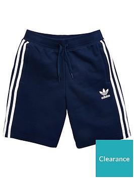 adidas-originals-boys-trefoil-shorts-navy
