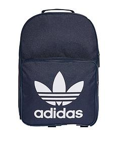 adidas Originals Kids Classic Trefoil Backpack - Navy 84889437cec5e