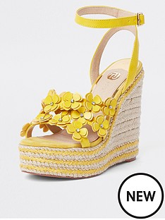 river-island-flower-sandals--yellow