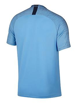 Sleeved 18 Shirt Manchester Nike 19 Home Short City Low Shipping Fee Sale Online Manchester Great Sale Sale Online Really Online Big Sale Cheap Price Buy Cheap Clearance Store MI4FkOu6