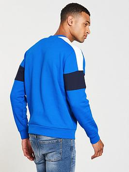 Ebay For Sale Lacoste Block Sport Colour Sweat Cheap Official Site Online Free Shipping Best Wholesale Official Site For Sale m4uxG5