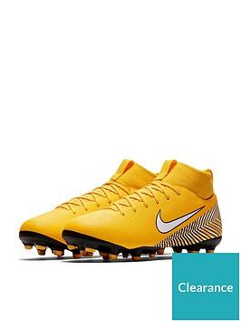 d98486fe2 Nike Junior Neymar Mercurial Superfly VI Academy MG Football Boots -  Amarillo White