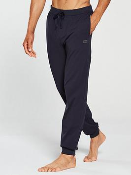 boss-bodywear-lightweight-cuffed-lounge-pants-navy
