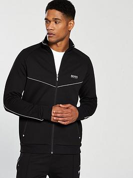 Jacket Lounge Zip Boss Hugo Quality Free Shipping For Sale m8EAHTGK