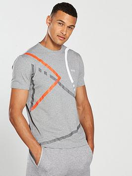 boss-stretch-cotton-jersey-print-t-shirt-grey