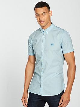 boss-mens-casual-short-sleeve-poplin-shirt-sky-blue