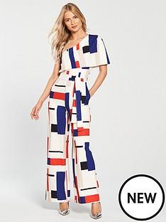 lavish-alice-one-shoulder-cape-jumpsuit-printed