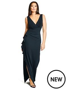 jessica-wright-amiya-ruffle-side-maxi-dress