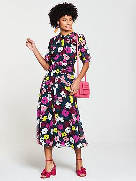 v-by-very-printed-midi-dress