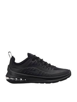 the latest bd3d7 d9a82 Nike Air Max Axis Junior Trainers - Black