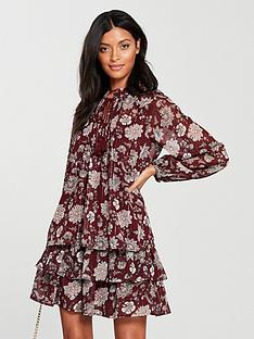 v-by-very-printed-co-ord-top